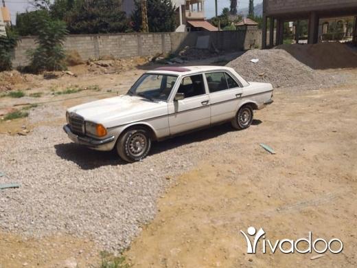 Mercedes-Benz in Port of Beirut - للبيع سيارة مرسيدس ٢٣٠