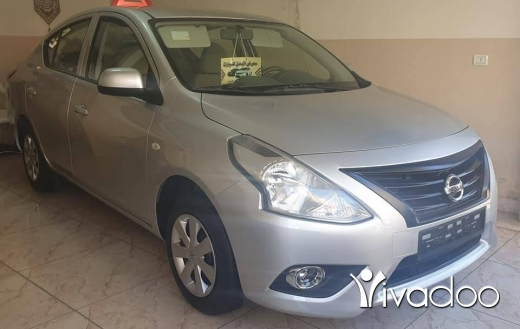Nissan in Beirut City - nissan sunny 2016 silver best price