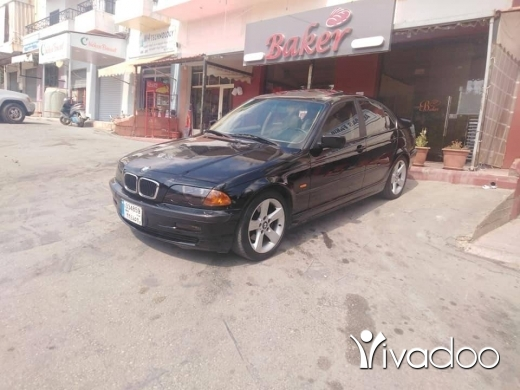 BMW in Nabatyeh - E46 325