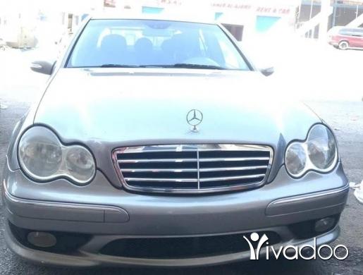 Mercedes-Benz in Beirut City - C230/2007.ميكانيك وحديد امكانية الفحص بالكامل.٧٠٤٥٥٤١٤.اجنبية