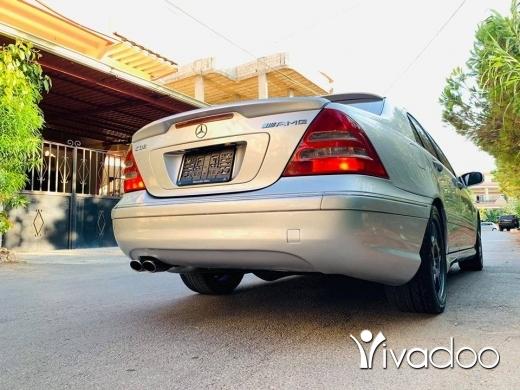 Mercedes-Benz in Tripoli - AMJ mercedes