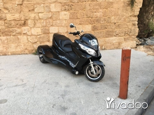 Baotian in Batroun - Brand New Zodiac trike 300cc Model 2019