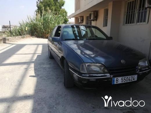Opel in Abou Samra - Opel omega 89