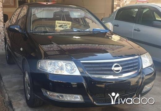 Nissan in Tripoli - sunny nisan