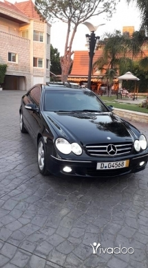 Mercedes-Benz in Port of Beirut - merceds