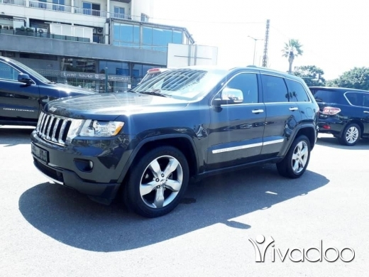 Jeep in Beirut City - Grand cherokee 2011 limted