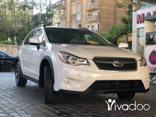 Subaru in Port of Beirut - Subaru XV 2014