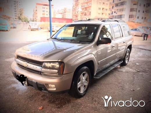 Chevrolet in Tripoli - chevrolet trail blazer 2002