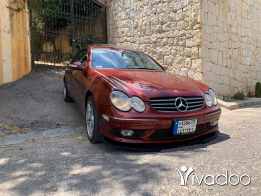 Mercedes-Benz in Beirut City - Clk 320 Model 2003 for sale