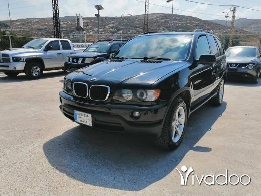BMW in Chekka - X5 2003