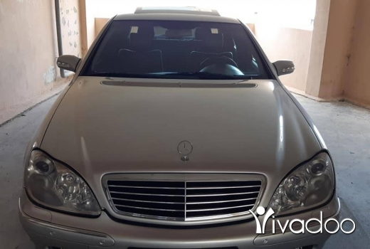 Mercedes-Benz in Beirut City - Mercedes S 320 for sale silver