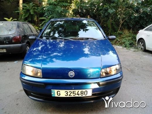 Fiat in Beirut City - Punto model 2003 full steptronic ac 03849278