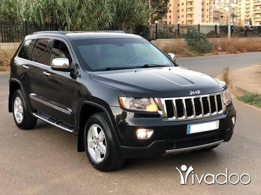 Jeep in Tripoli - جراند شيروكي موديل ٢٠١١ - ٦ سيلندر -