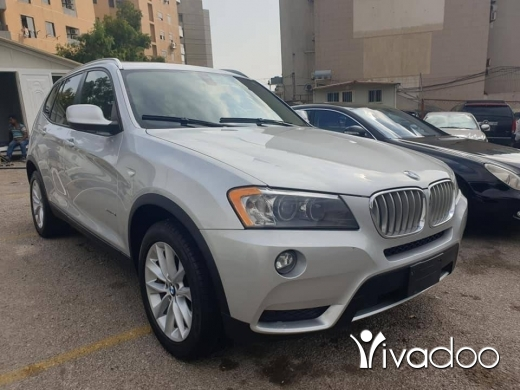 BMW in Beirut City - ☎️2013 bmw x3 premium package for sale
