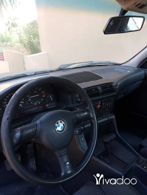 BMW in Beirut City - BMW 535 (German) Model: 1990