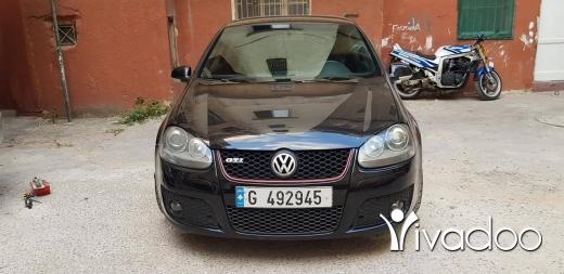 Volkswagen in Beirut City - Gti 2008 for sale