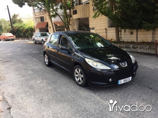 Peugeot in Beirut City - Peugeot 307 model 2005
