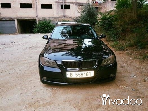 BMW in Beirut City - BMW 325i 2006 in excellent condition