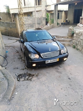 Mercedes-Benz in Tripoli - Mercedes c240 moudel 2001 vites 3ade for sale