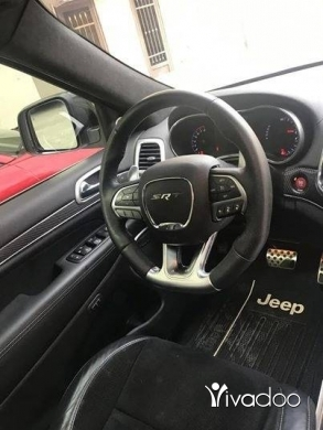 Jeep in Beirut City - New grand cherokee SRT mod [hidden information]klm.610HP.70455414