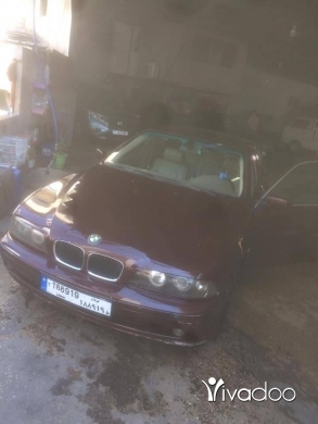 BMW in Beirut City - Bmw 528 -1998 for sale