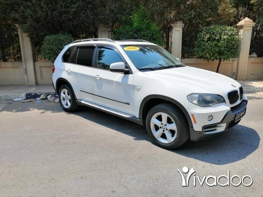 BMW in Beirut City - BMW X5 Model: 2008 for sale