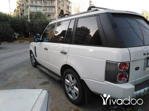 Rover in Beirut City - (VENDU)رنج روفر فوق موديل 2004 علا مكنيك 6 سنين وصاحبو مسافر لي بيهمو 03134264