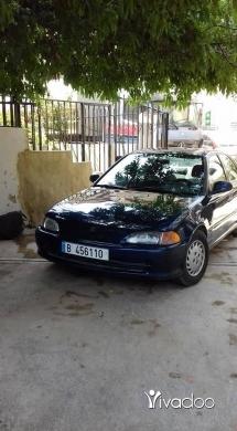 Honda in Beirut City - Civic 92