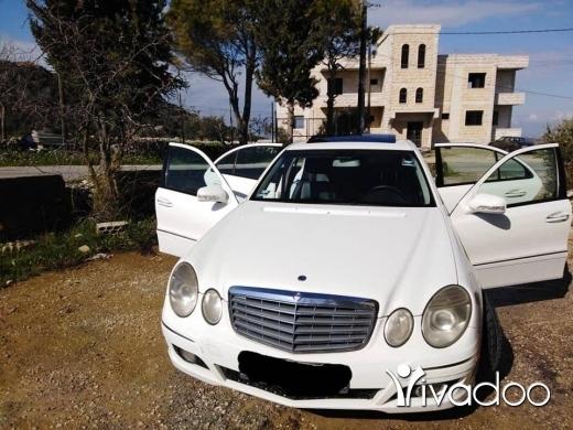 Mercedes-Benz in Beirut City - E350 2007