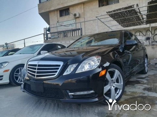 Mercedes-Benz in Beirut City - E350 model 2012 for sale