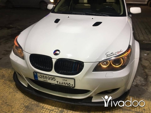BMW in Beirut City - E60 BMW