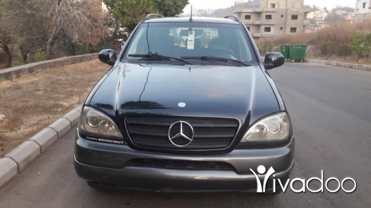 Mercedes-Benz in Beirut City - For sale merceds ml