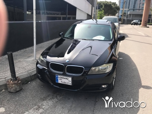 BMW in Beirut City - bm 328i 2009 germany for sale black