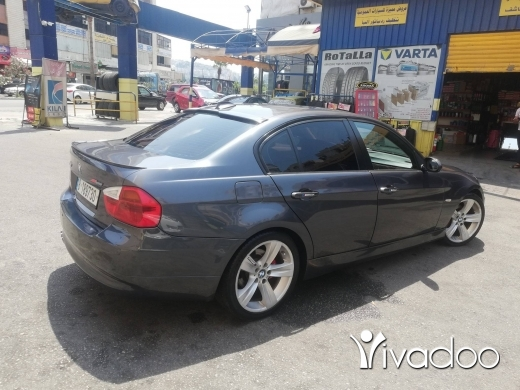 BMW in Beirut City - Bmw 320 مديل2006 for sale