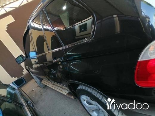 BMW in Beirut City - Bmw X5 V6 mod 2002 انقاض.امكانية الفحص بالكامل.