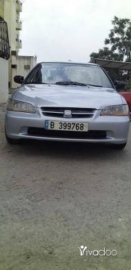 Honda in Tripoli - هوندااكوردموديل٩٨اتوماتيك مفولي مسجلة مدفوع ١٨مكانيك جيد٤سلندر