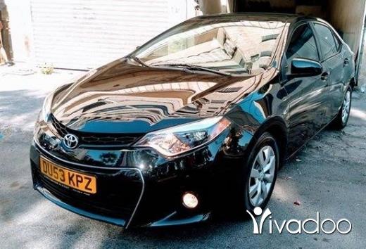 Toyota in Saida - Toyota corola mod 2014 screen touch ,camera ,klm 75000 3a kayen l cherki w 3al fa7ess, fu