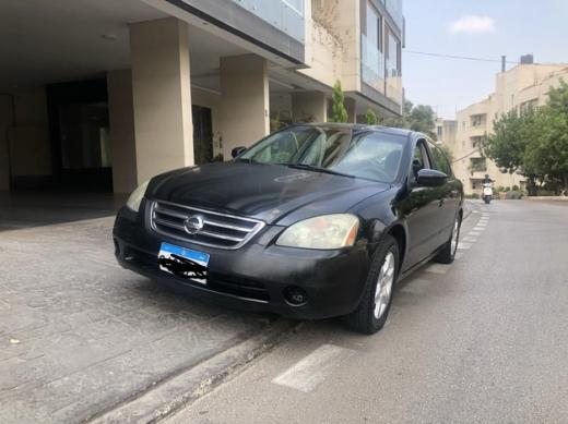 Nissan in Jounieh - Nissan Altima 2005, 4cylinder 2.5S