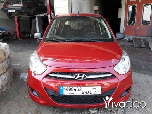 Hyundai in Baysour - Hyundai i10 2015