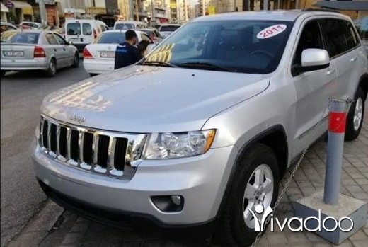 Jeep in Beirut City - New grand cherokee 2011 V6 mod اجنبي.85000mile.امكانية الفحص بالكامل.٧٠٤٥٥٤١٤