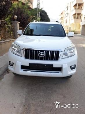 Toyota in Zahleh - prado white