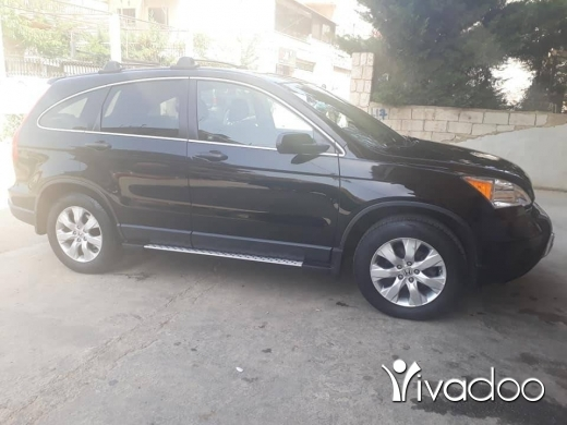 Honda in Taalabaya - Crv 2008 black