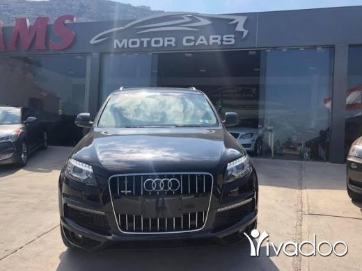 Audi in Tripoli - audi q7