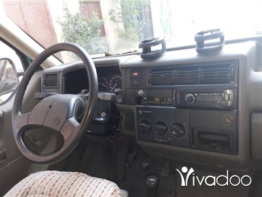 Vans in Tripoli - بوسطة