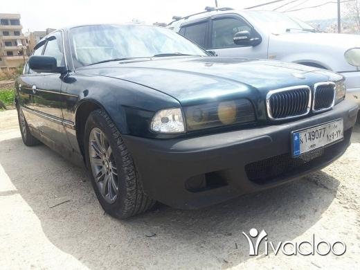 BMW in Bekka - bmw 740i model 96