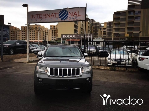 Jeep in Port of Beirut - Grand Cherokee V6 2012