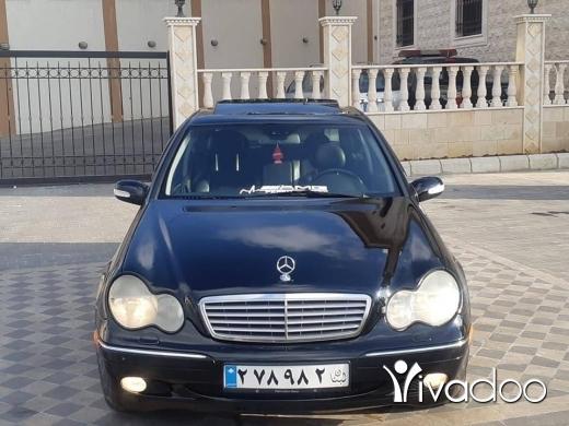 Mercedes-Benz in Port of Beirut - Marcedes Benz C240