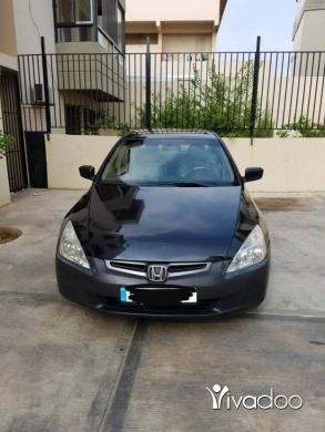Honda in Tripoli - car honda