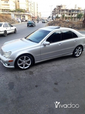 Mercedes-Benz in Kobbeh - C 230 mercedes