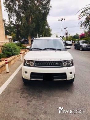 Rover in Beirut City - Range Rover sport